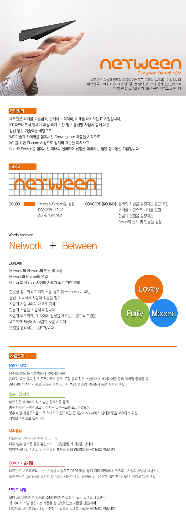 Netween Introduction